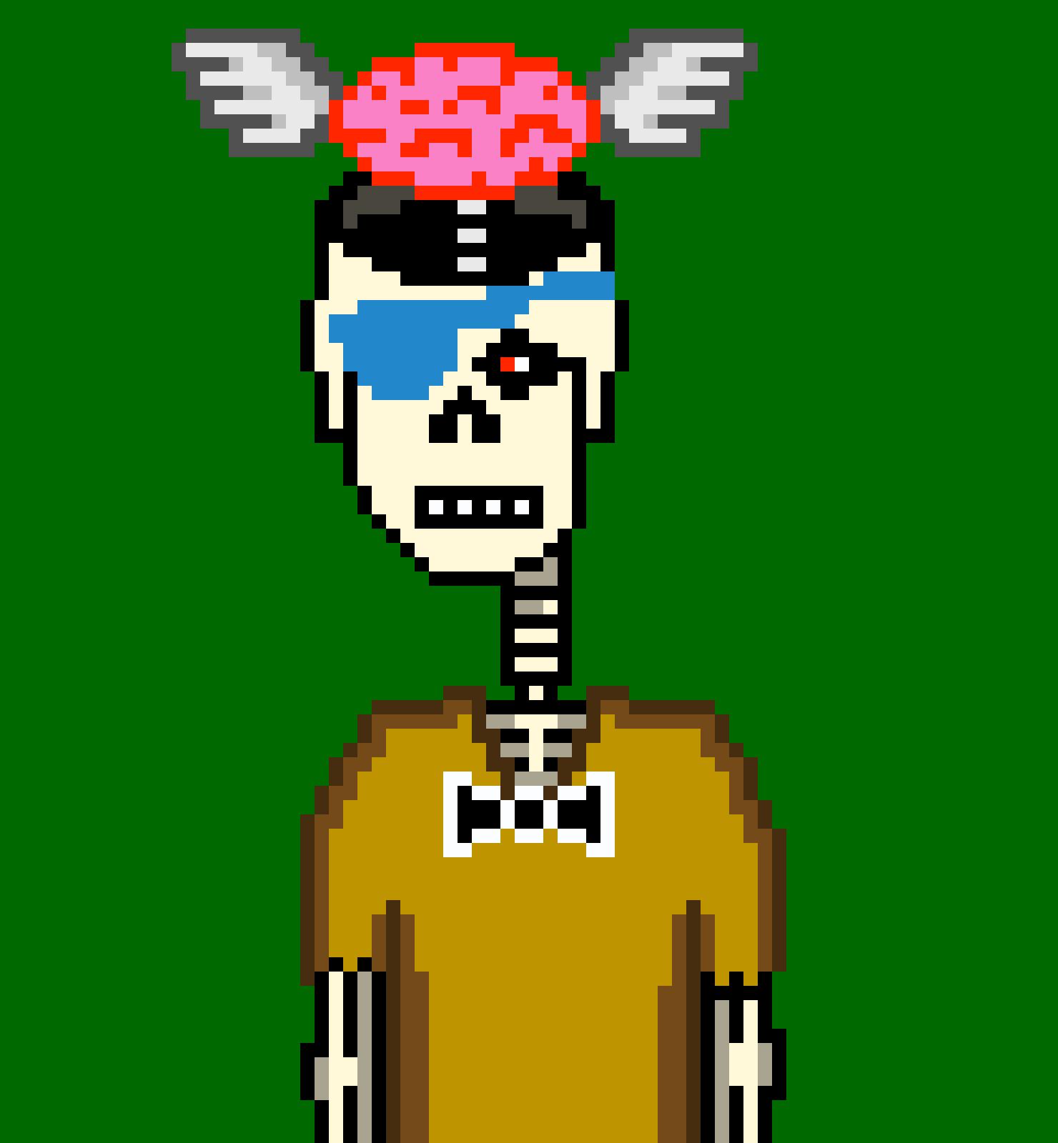 Horror Punks Cardano NFT 00006