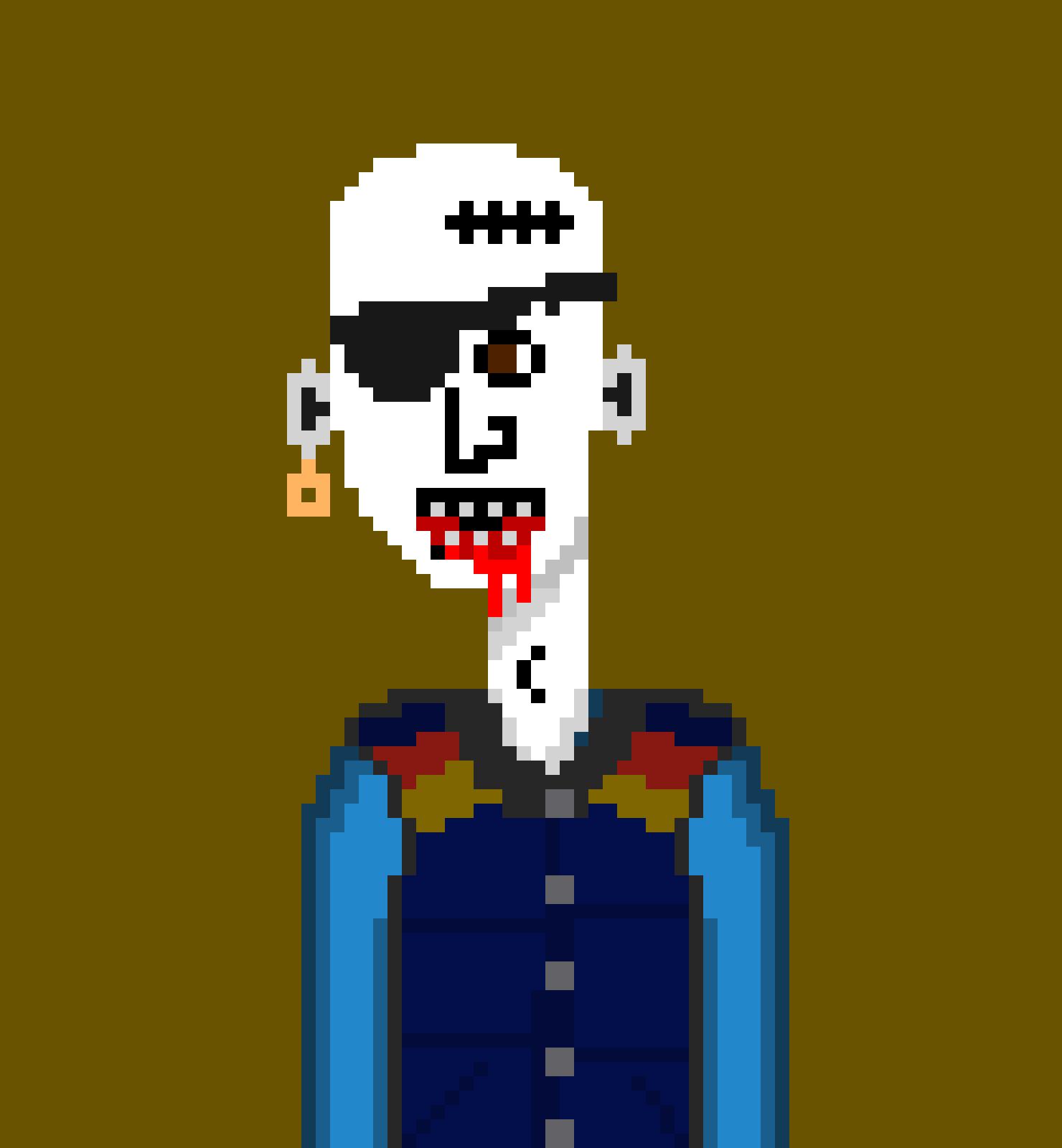 Horror Punks Cardano NFT 00526