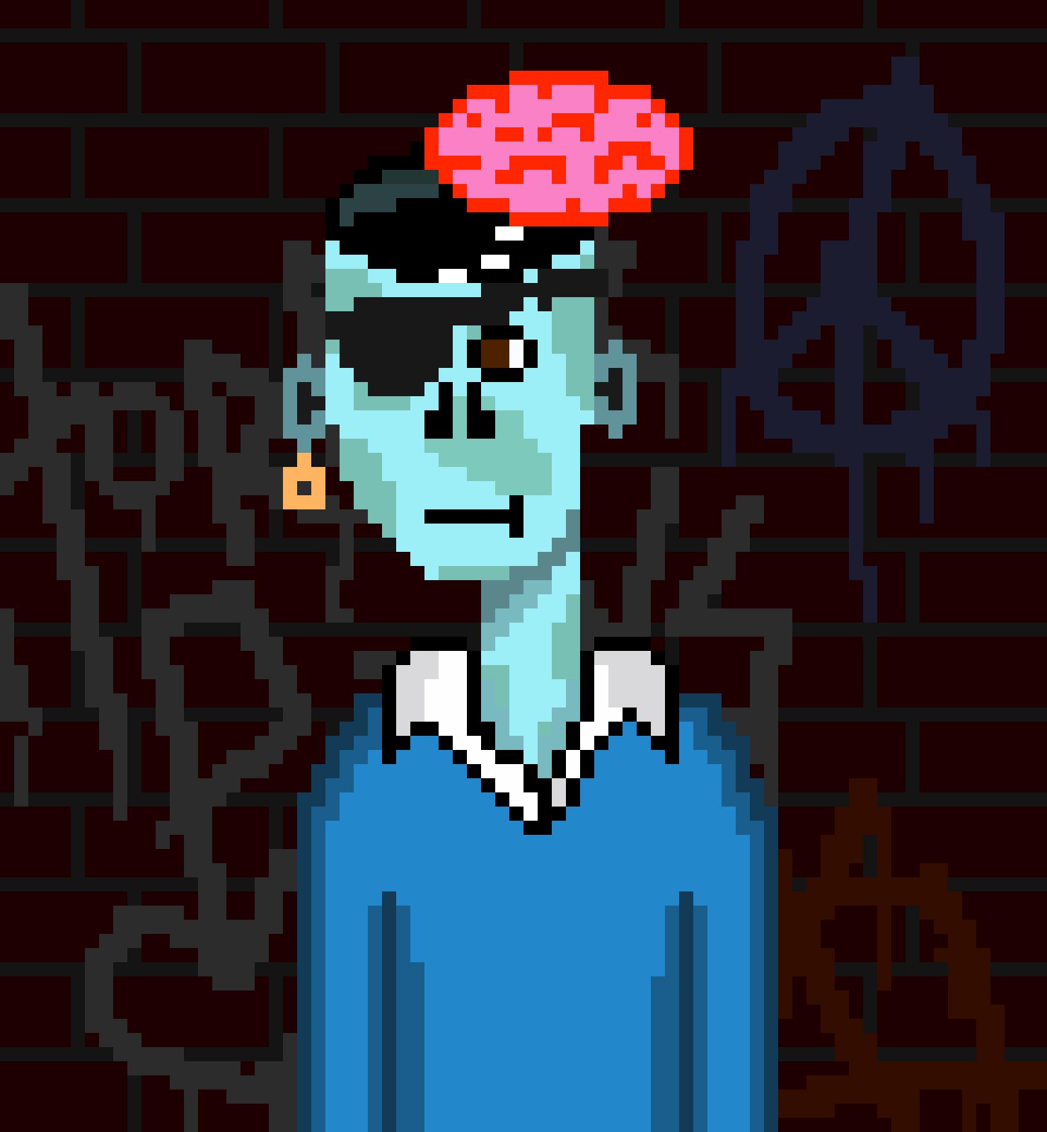 Horror Punks Cardano NFT 00624