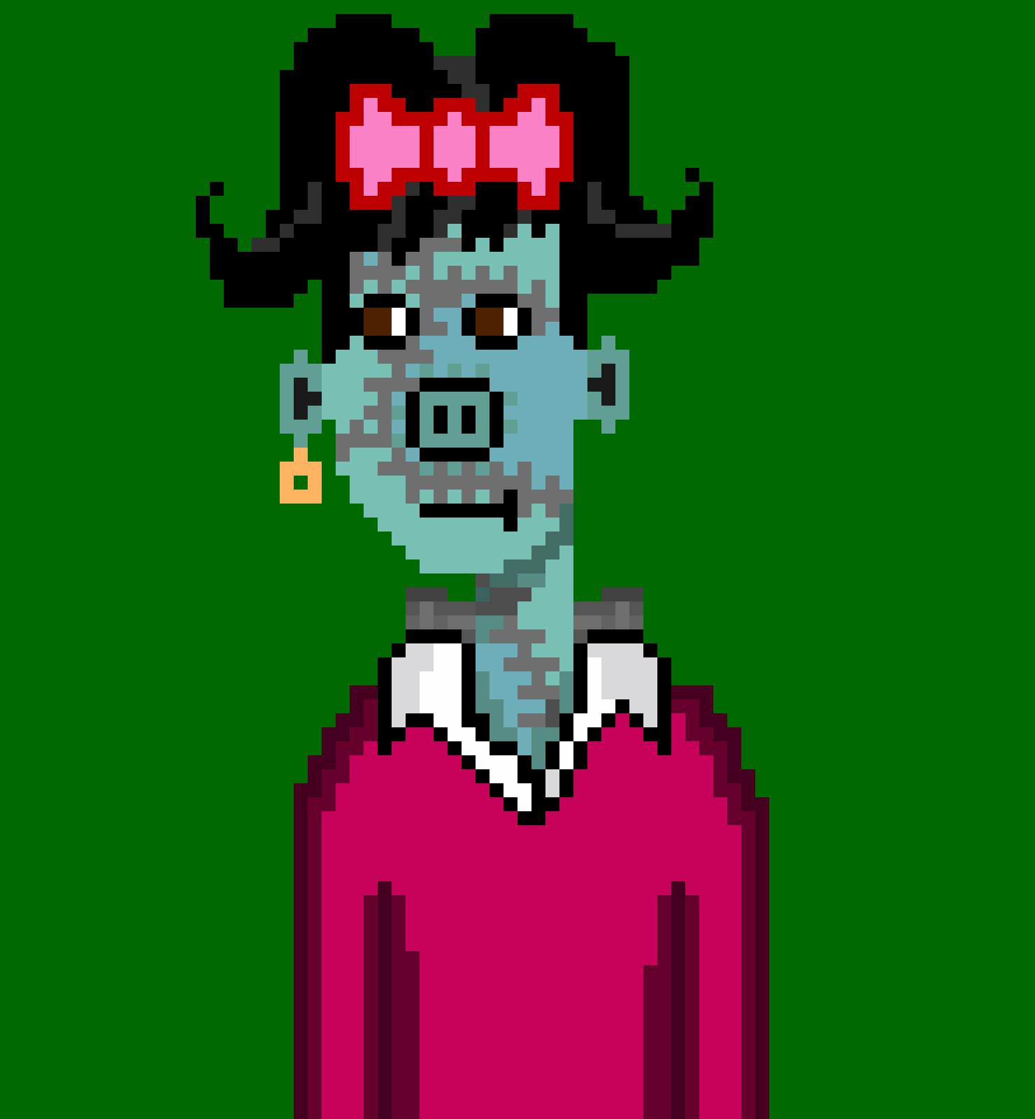 Horror Punks Cardano NFT 01780