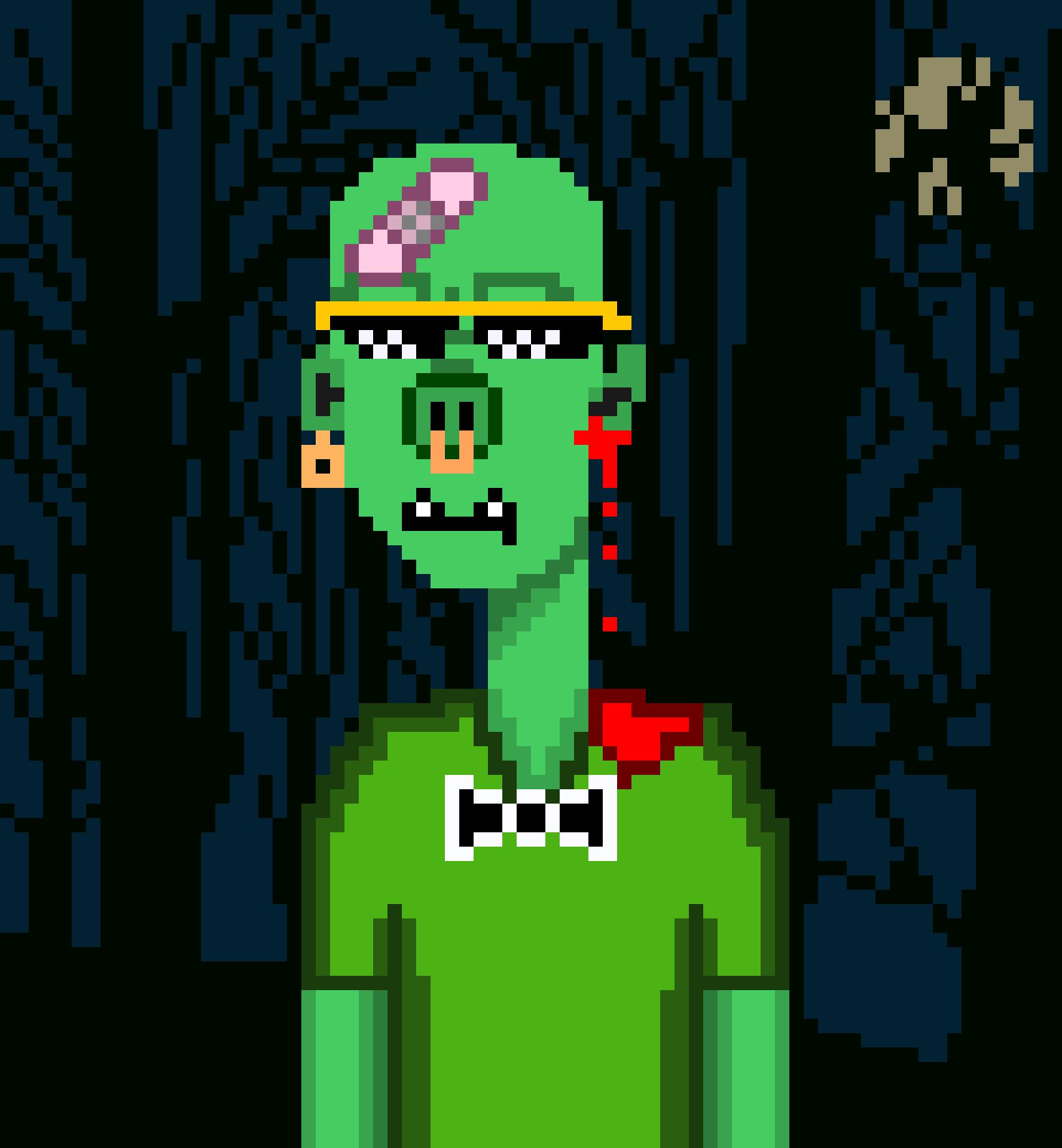 Horror Punks Cardano NFT 01793