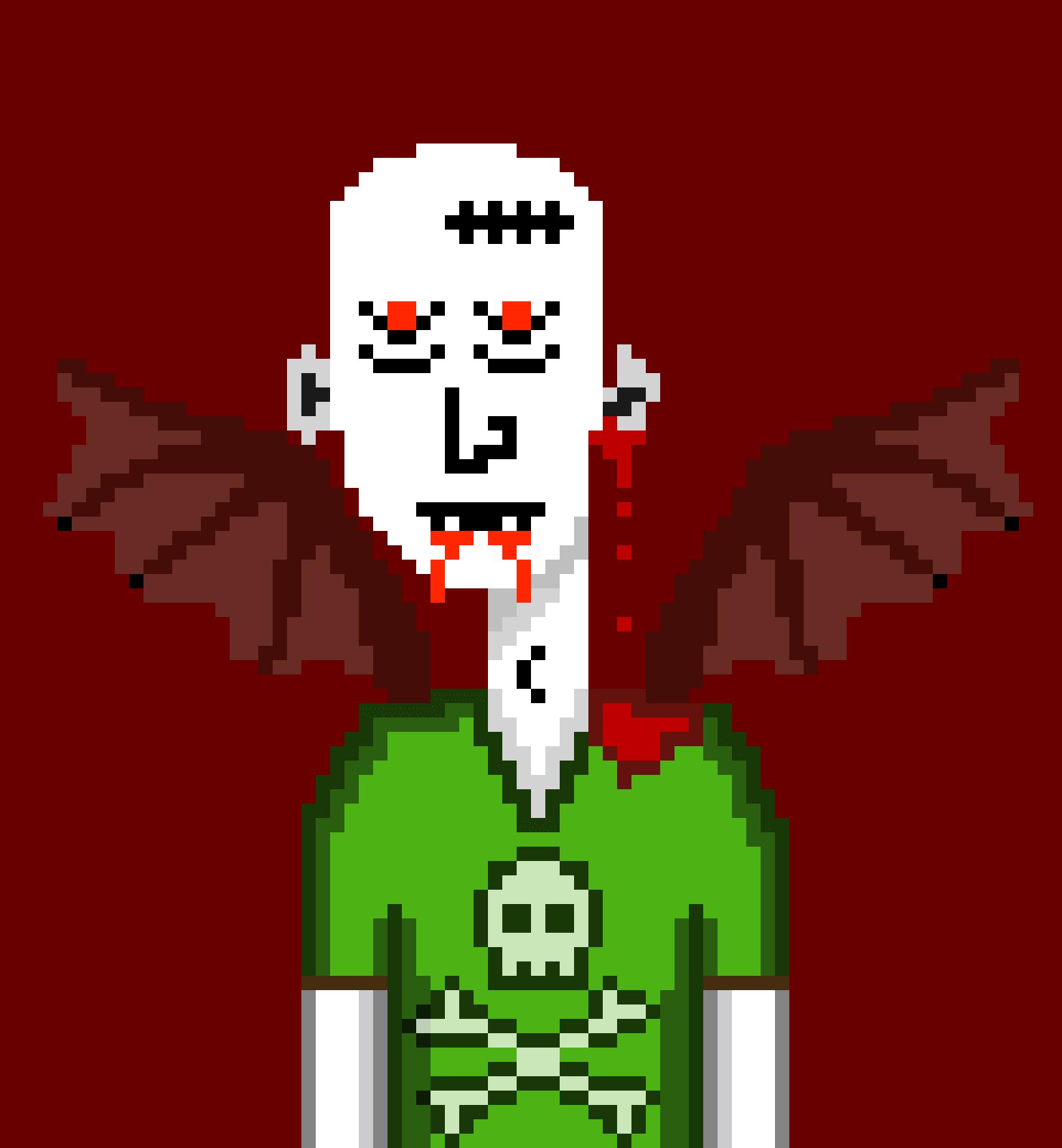 Horror Punks Cardano NFT 02541