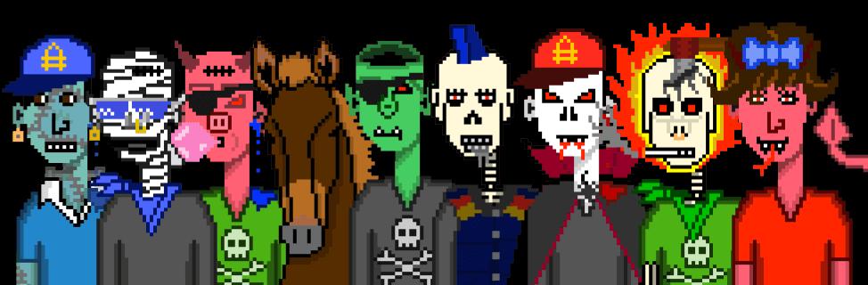 The Horror Punks Team Punks